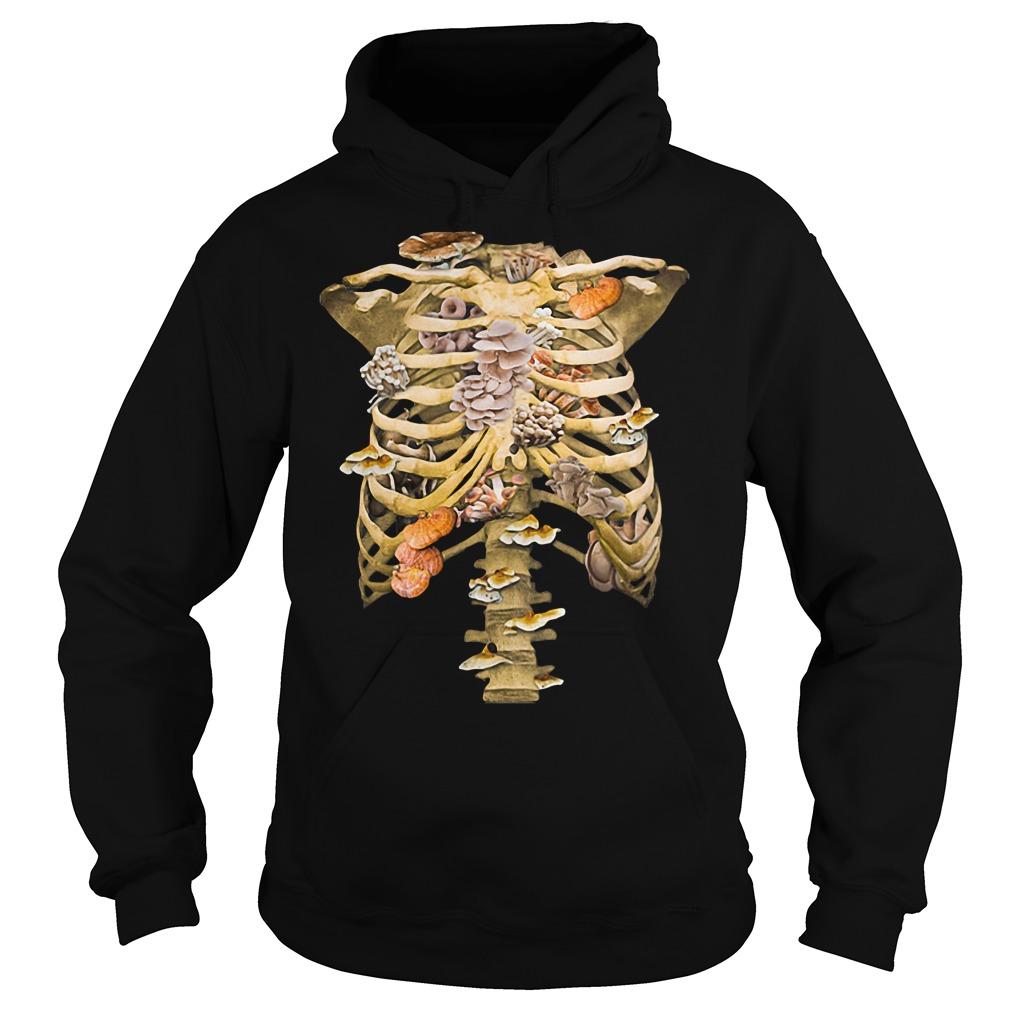 Bone Fungus hoodie