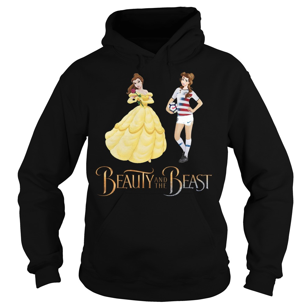 Beauty and the Beast Belle baseball Hoodie