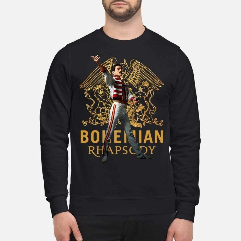Bohemian Rhapsody Freddie Mercury queen Sweater