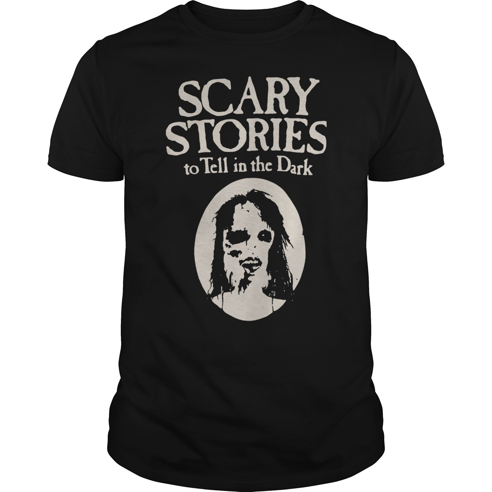 Freakiest Tales Scary stories to tell in the Dark Guys shirt