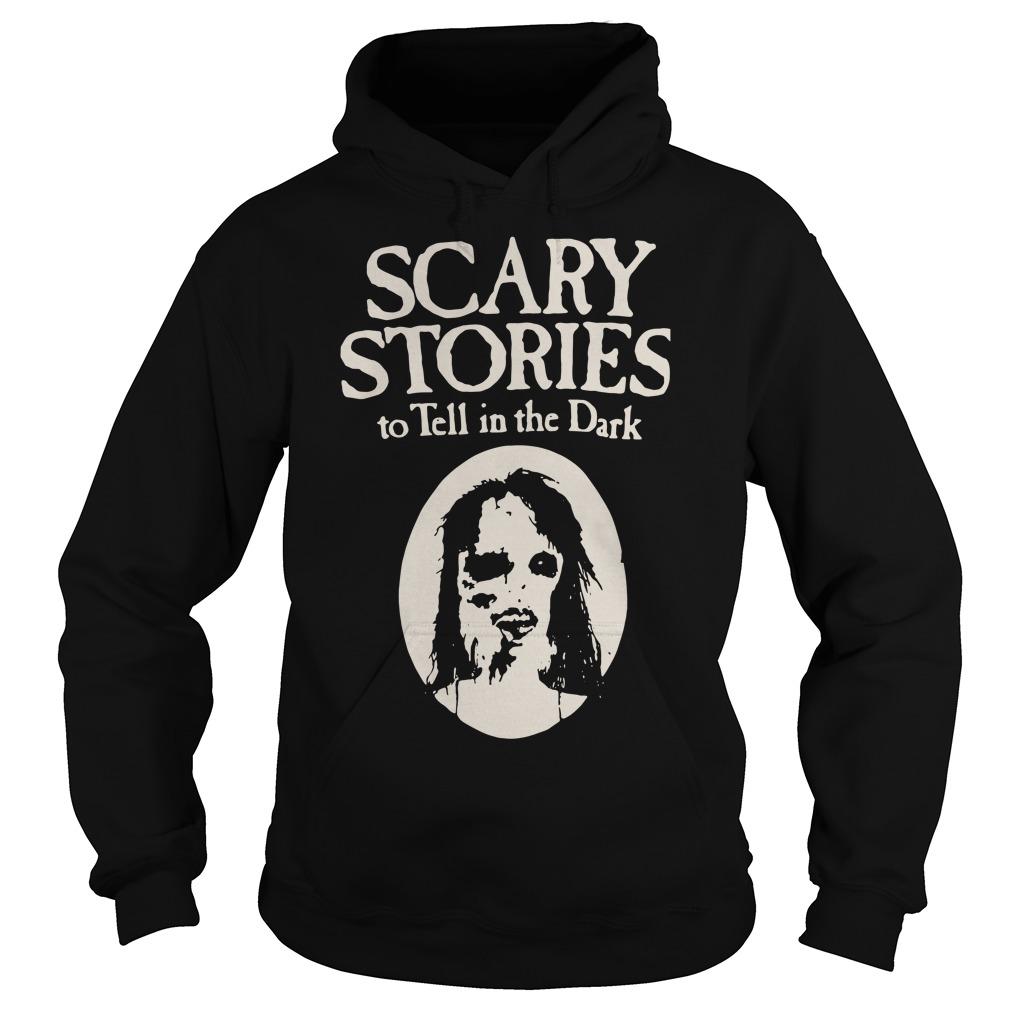 Freakiest Tales Scary stories to tell in the Dark Hoodie