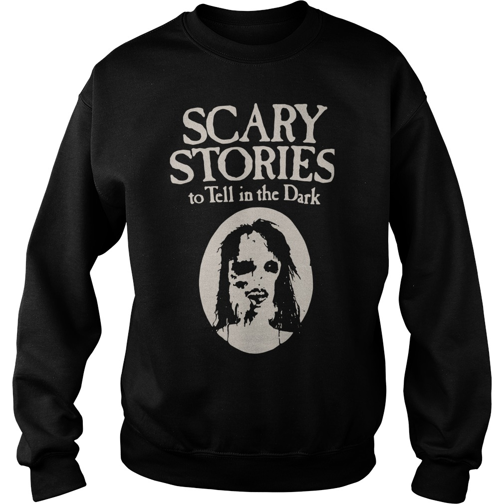 Freakiest Tales Scary stories to tell in the Dark Sweater