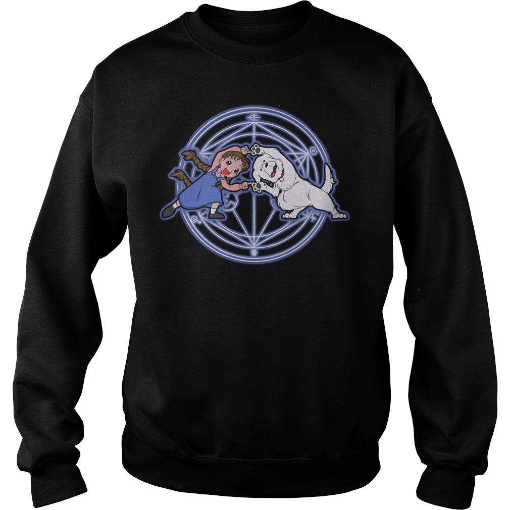 Fullmetal Alchemist Chimera Sweater