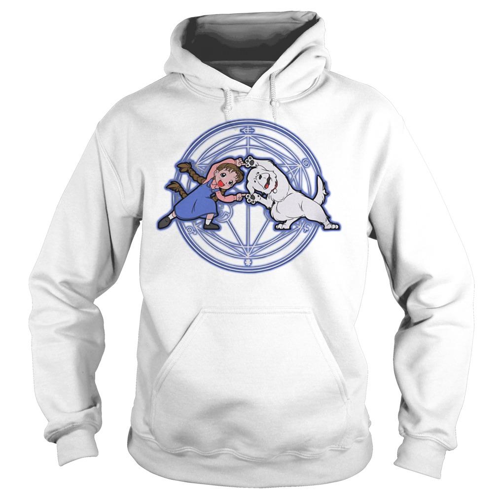 Fullmetal Alchemist Fusion Hoodie