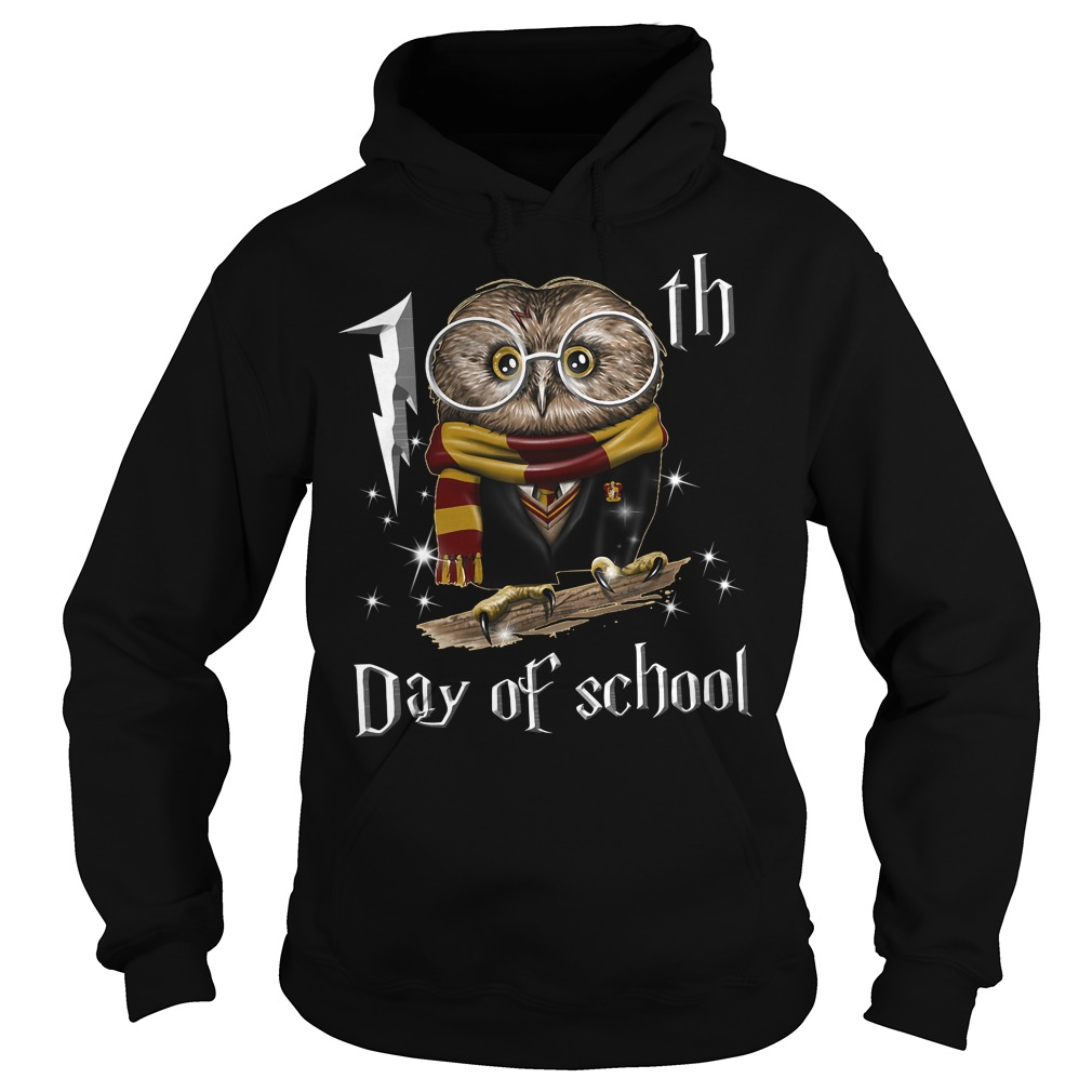 Harry Potter 100th day of school Hoodie