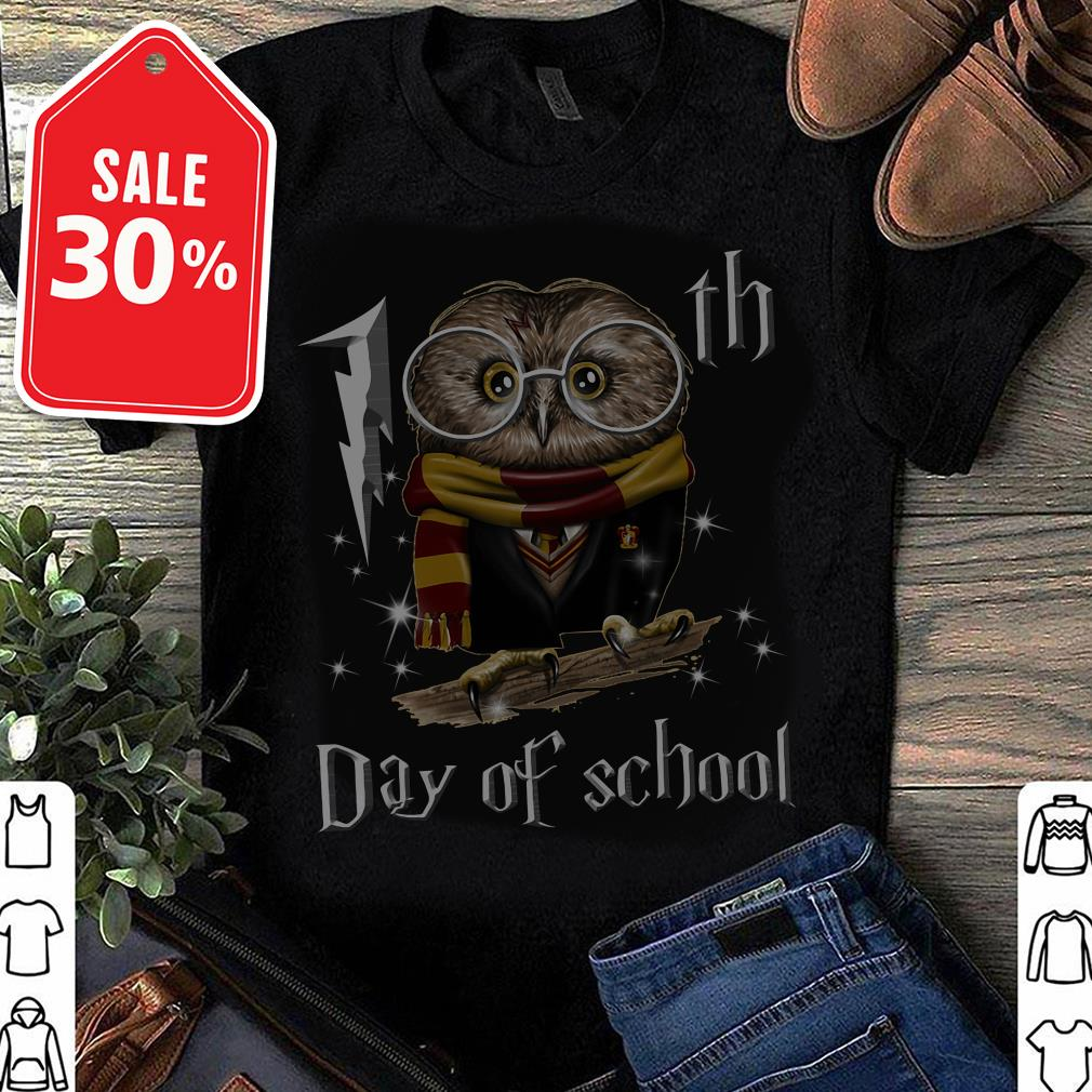 Harry Potter 100th day of school shirt