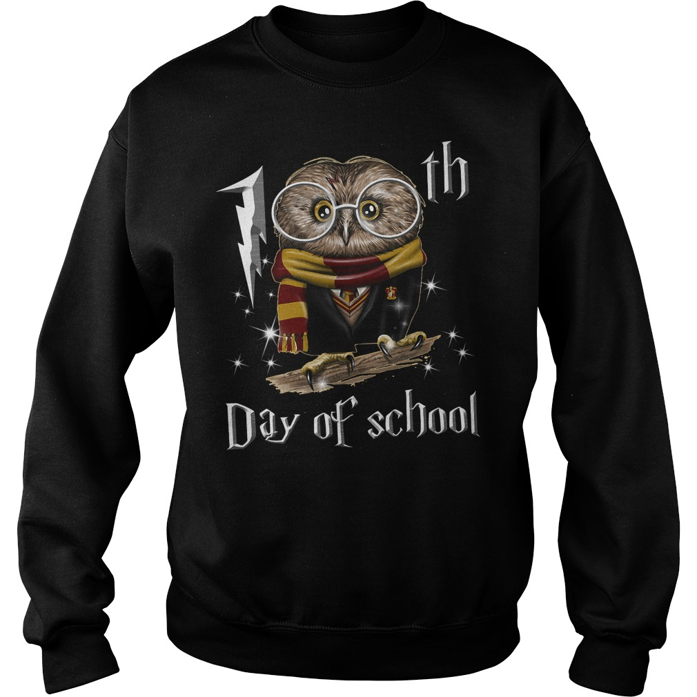 Harry Potter 100th day of school Sweater