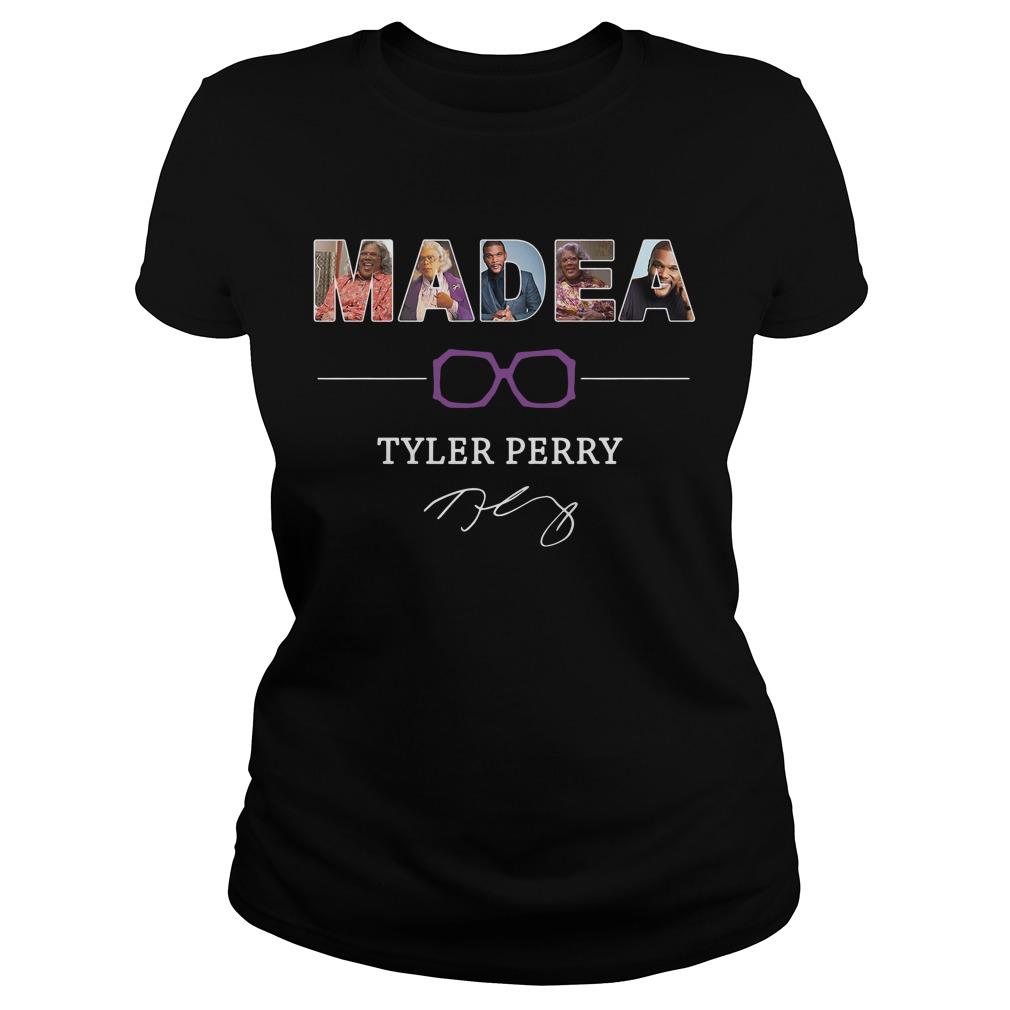 Madea Tyler Perry Ladies tee
