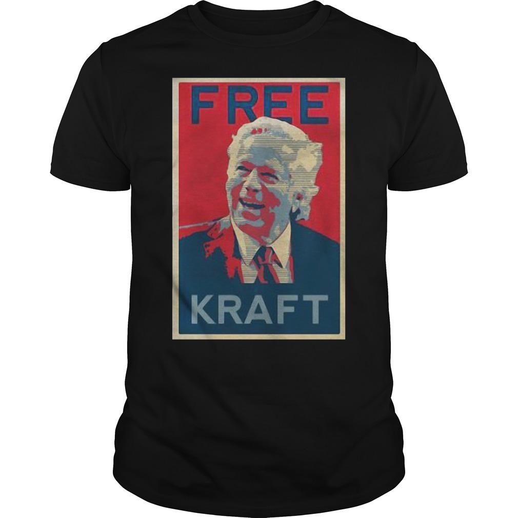 Official Free Mr. Kraft Guys shirt