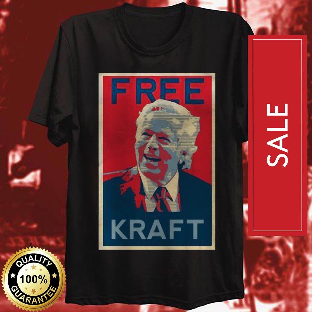 Official Free Mr. Kraft shirt