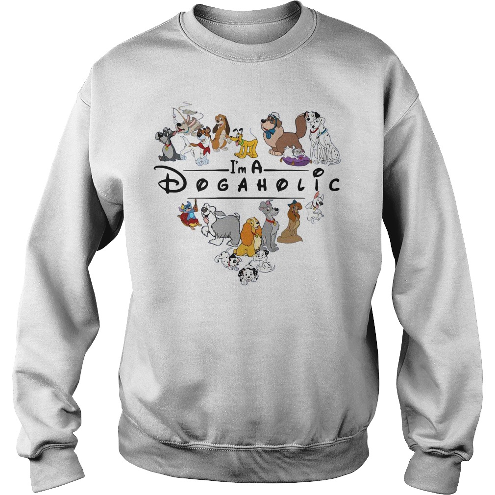 Official I'm A Dogaholic Sweater