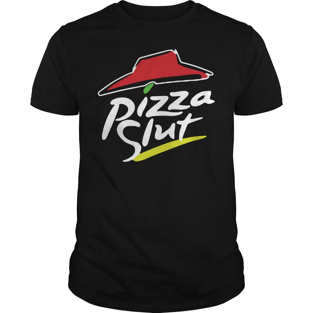 Official TeeIsland Pizza Slut shirt
