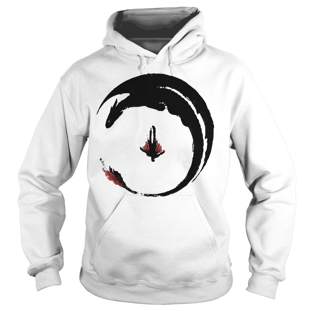 How to Train Your Dragon Hiccup and Night Fury Hoodie