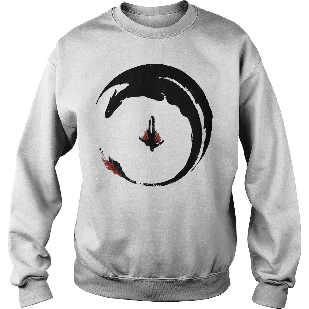 How to Train Your Dragon Hiccup and Night Fury Sweater