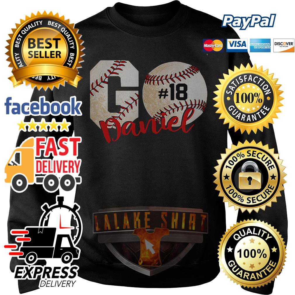Baseball Go danie 18 Sweater