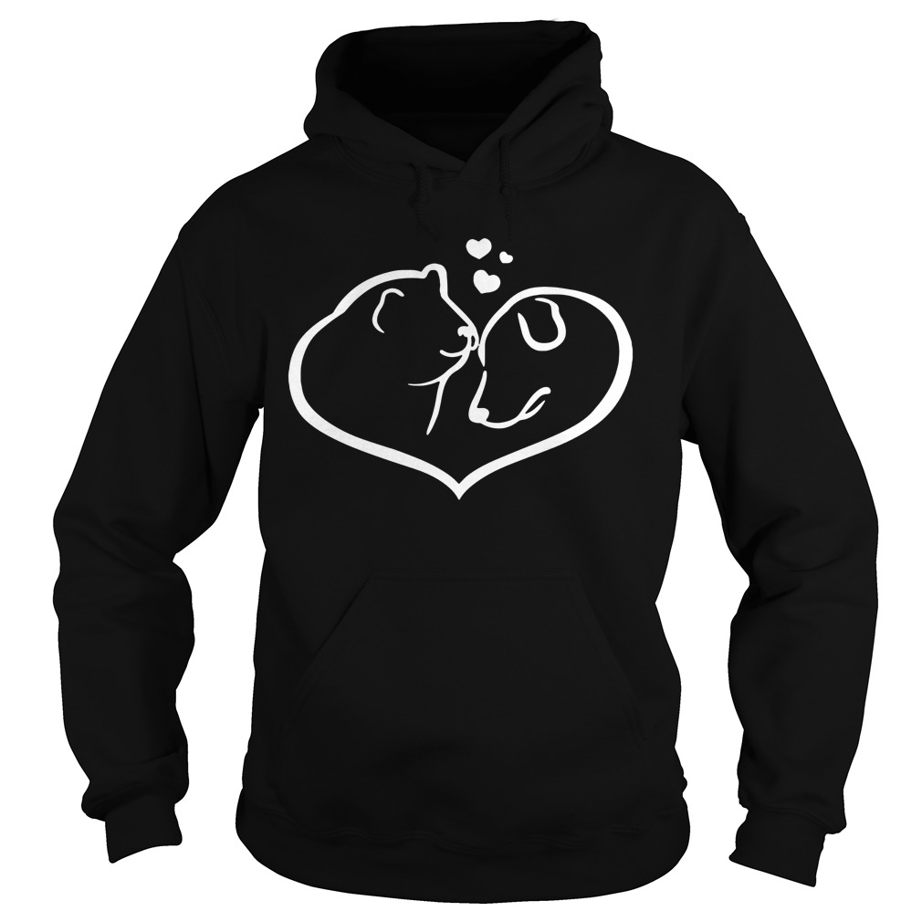 Easily distracted by Guinea pigs and dogs Hoodie