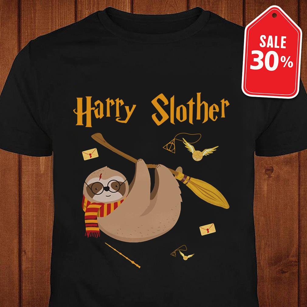 Harry Potter Harry Slother shirt