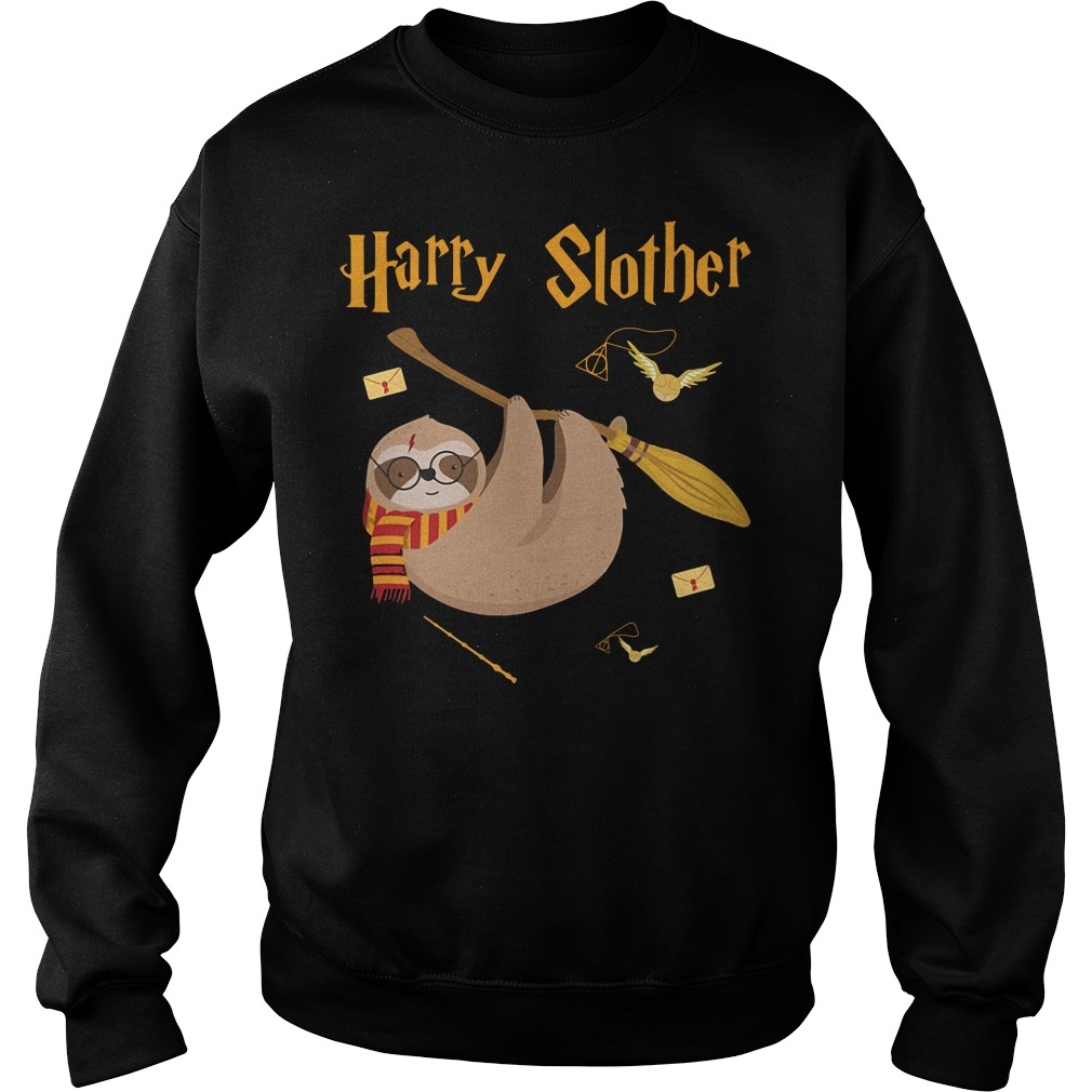 Harry Potter Harry Slother Sweater