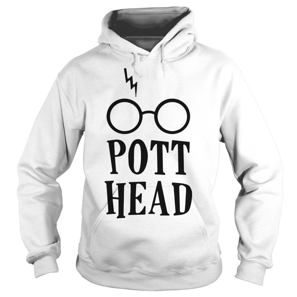Harry Potter pott head Hoodie