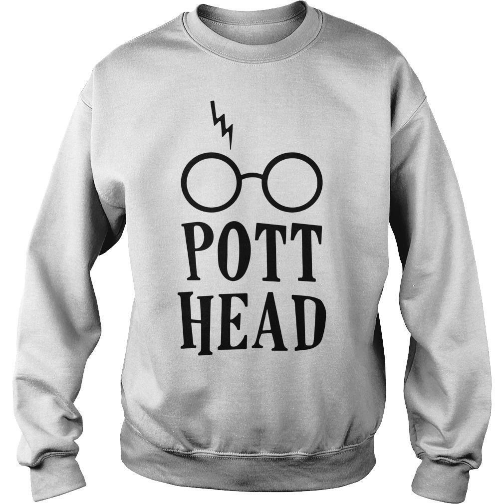 Harry Potter pott head Sweater