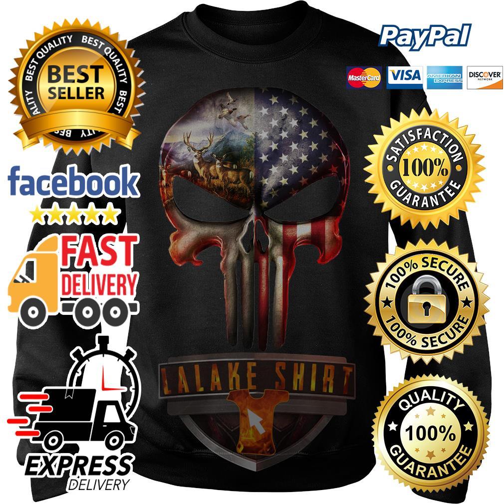 Hunter And America Punisher Sweater