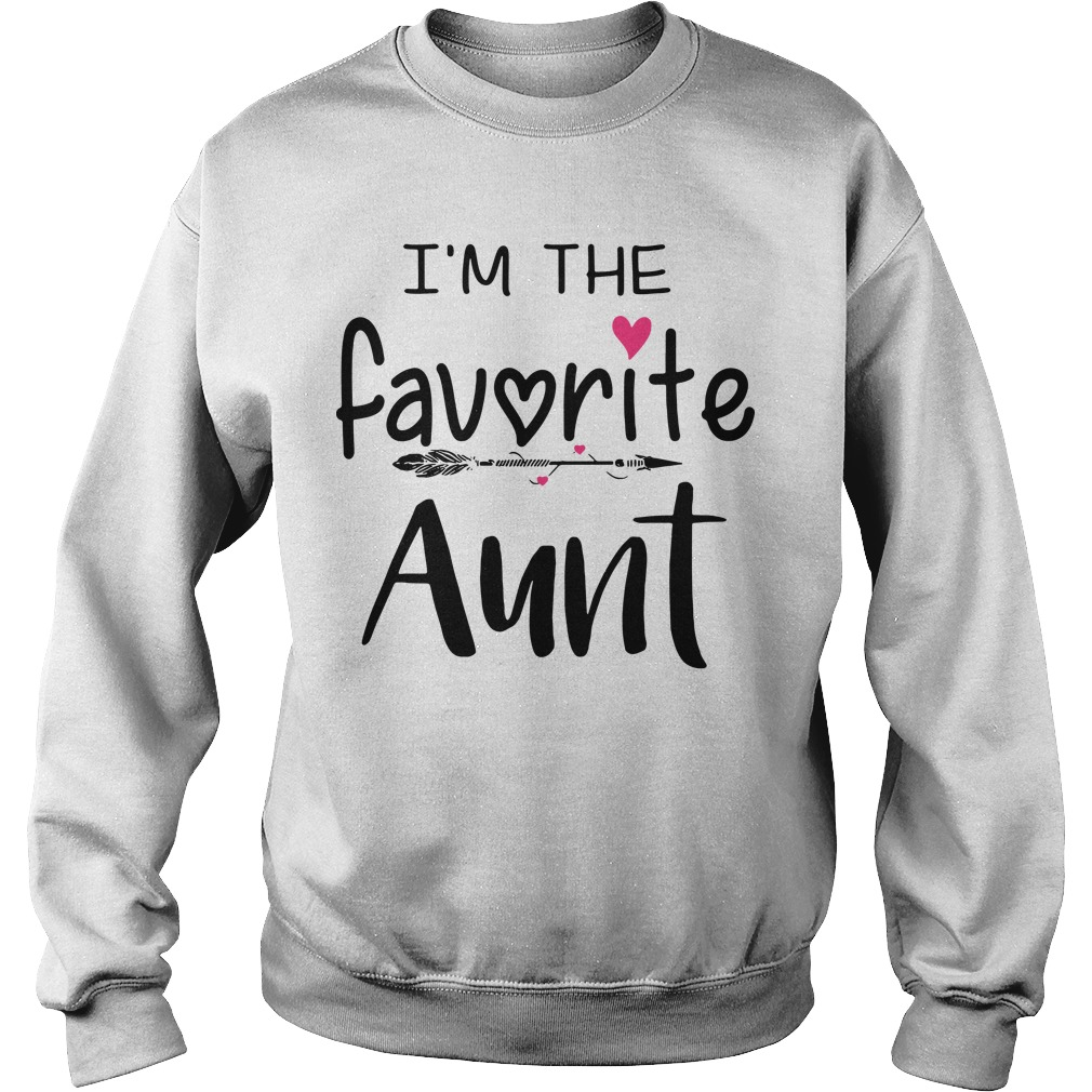 I'm the favoritr Aunt Sweater