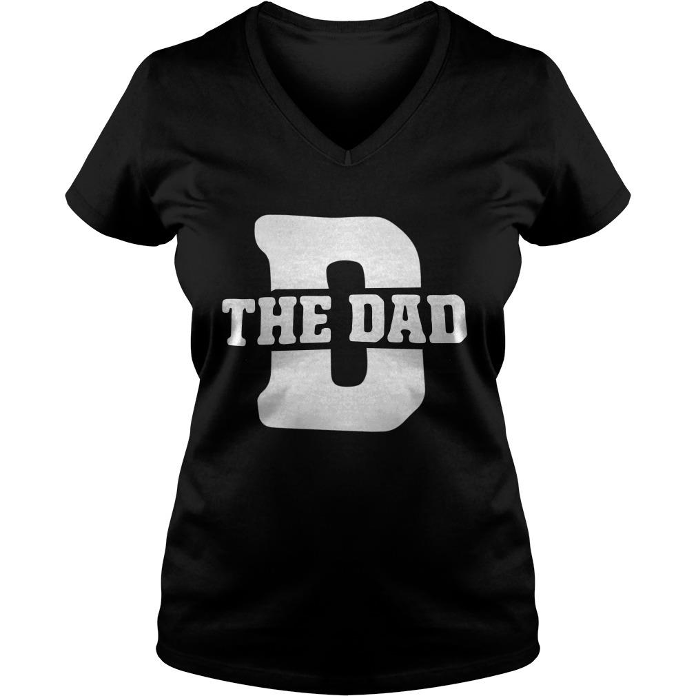 Official The dad V-neck t-shirt