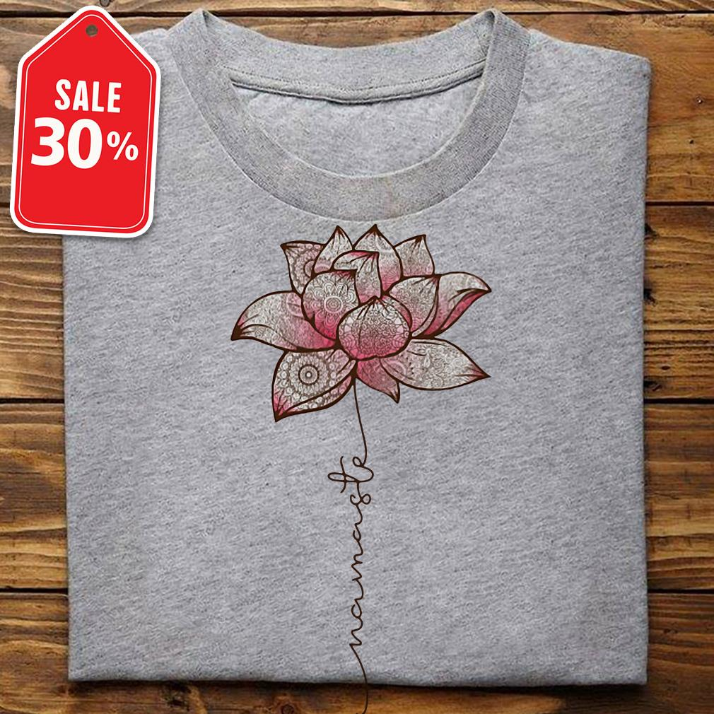 Official Flower Namaste shirt