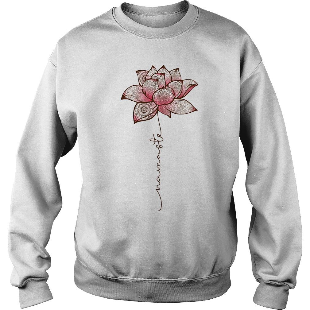 Official Flower Namaste Sweater