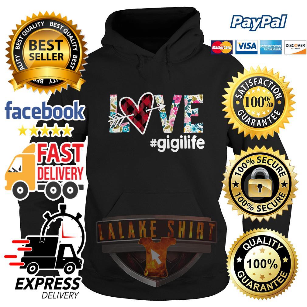 Official Love gigilife Hoodie