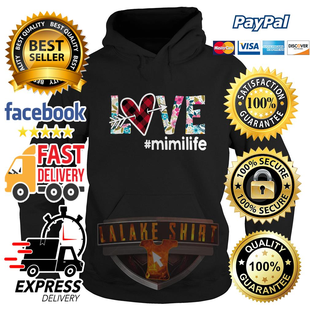Official Love mimilife Hoodie
