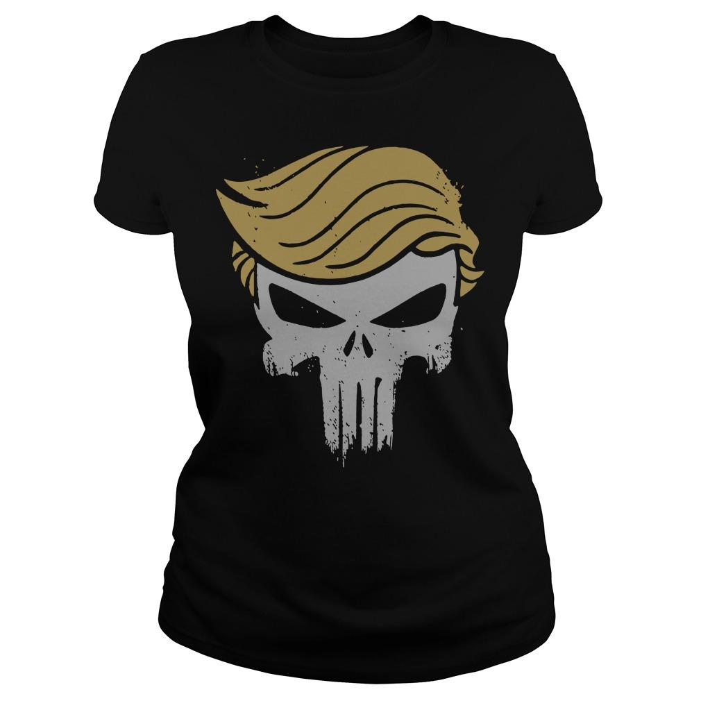 Official Punisher Trump Ladies tee