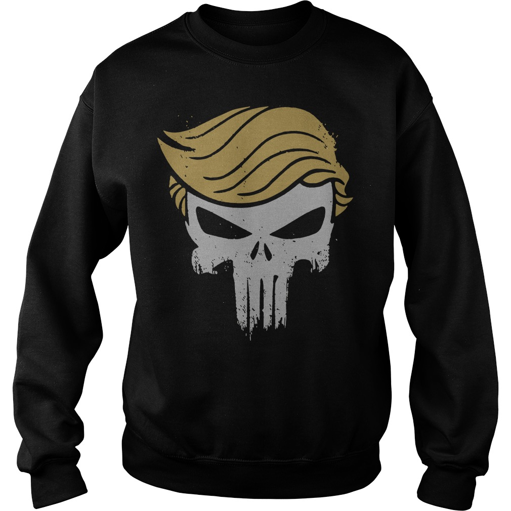 Official Punisher Trump Sweater
