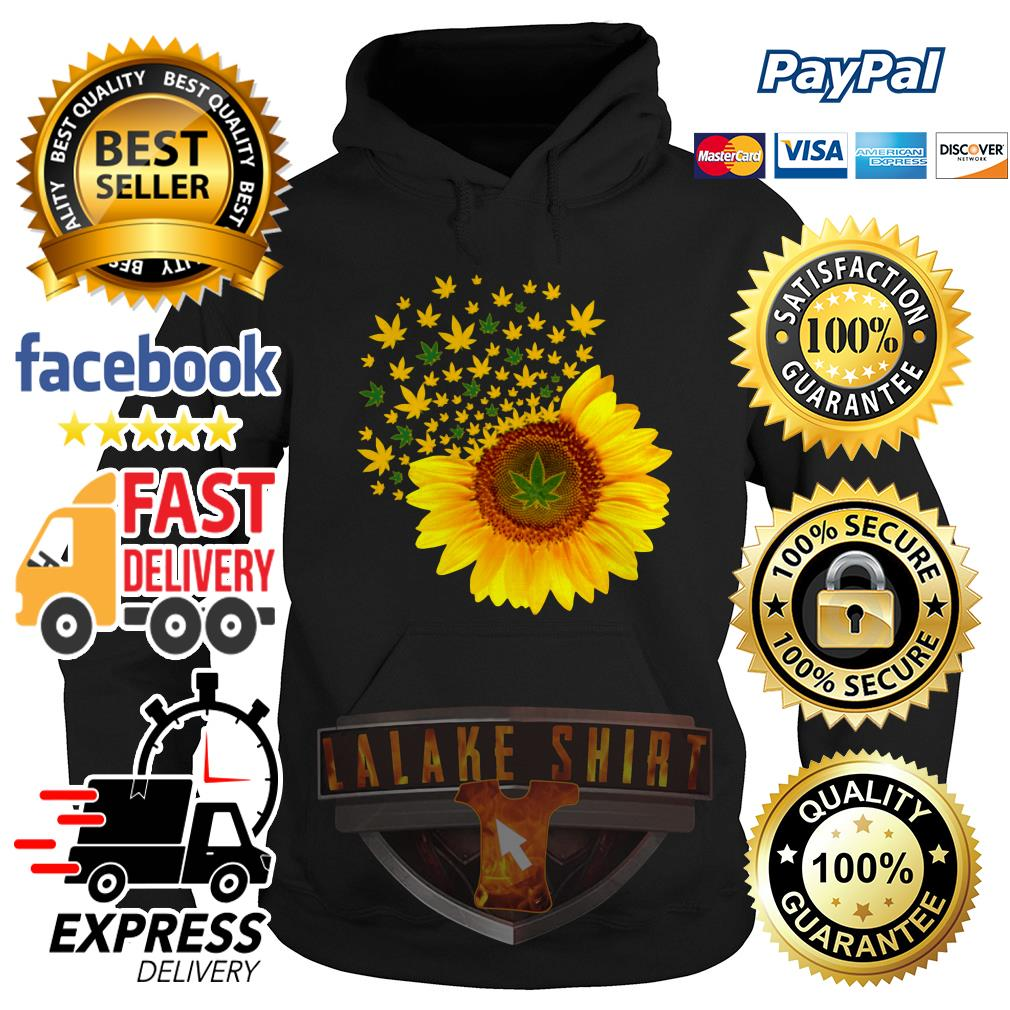 Official Sunflower weed Hoodie