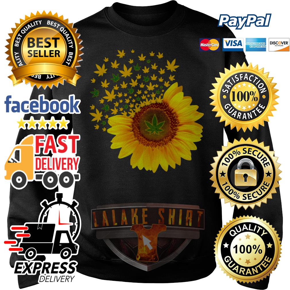 Official Sunflower weed Sweater