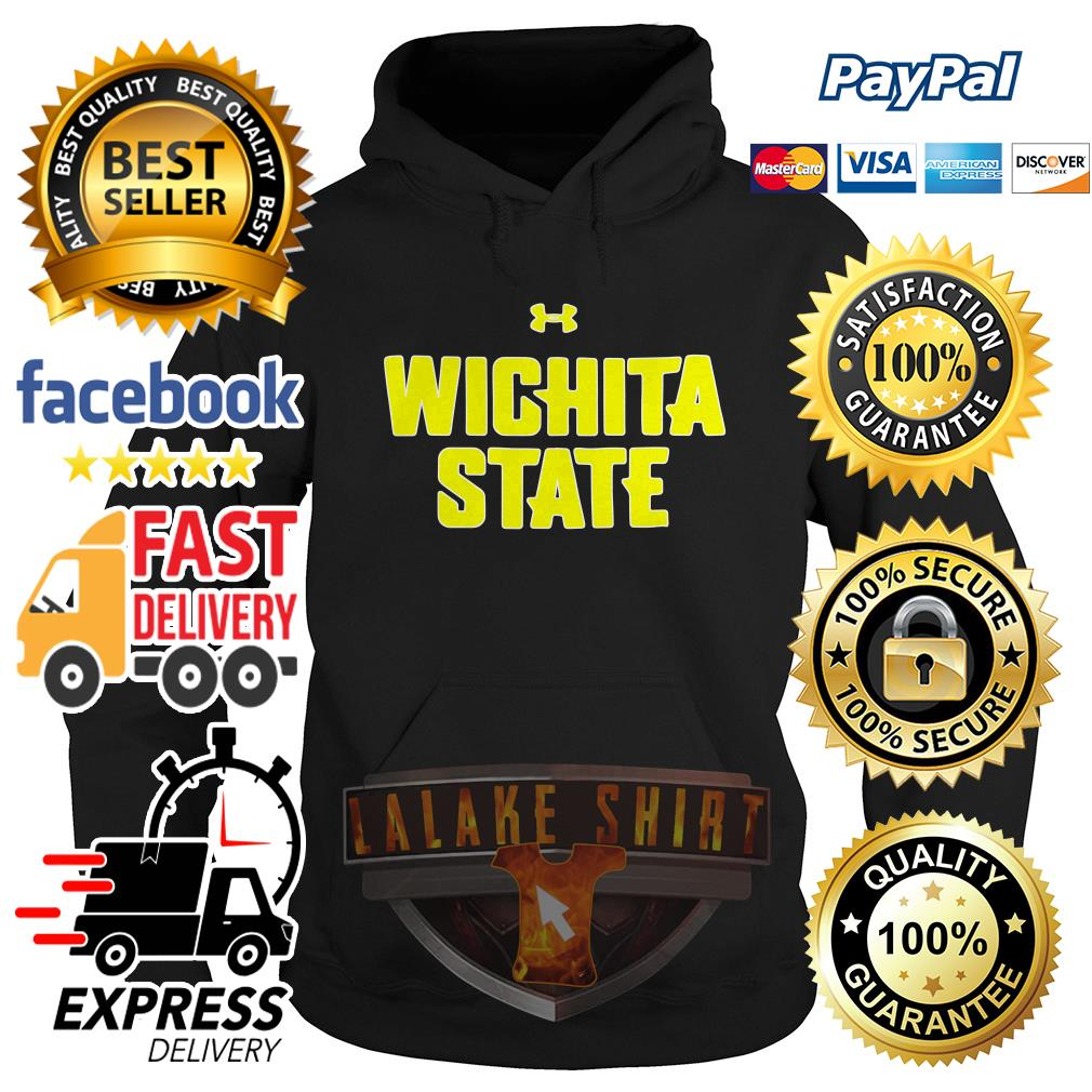 Official Wichita state Hoodie