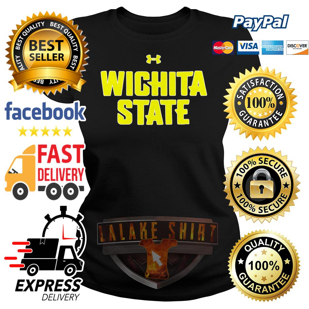 Official Wichita state Ladies tee