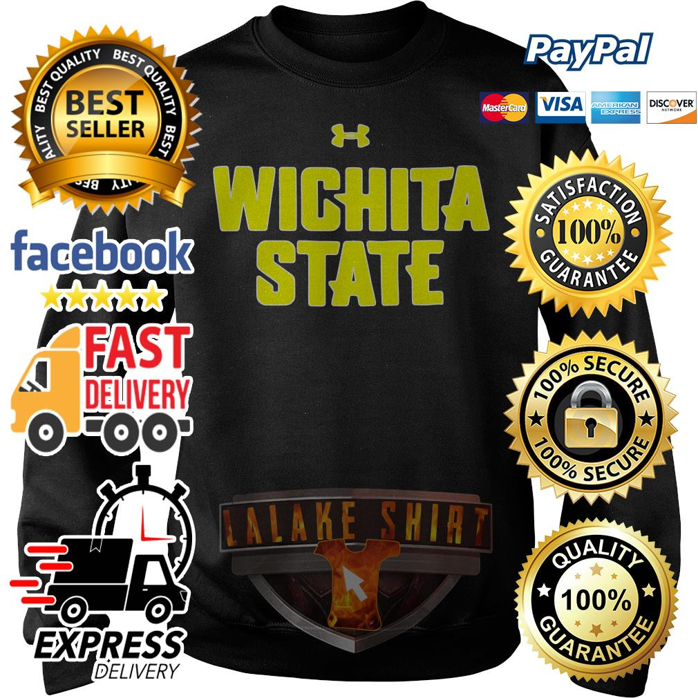 Official Wichita state Sweater