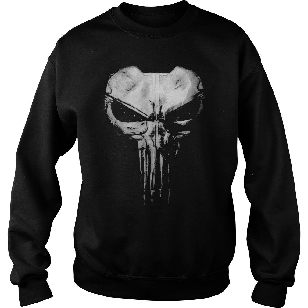 The Punisher Jon Bernthal Frank Castle Punisher Sweater