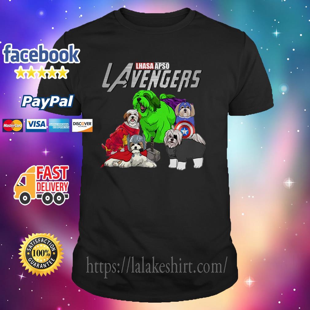 Lhasa Apso Lavengers Avenger shirt