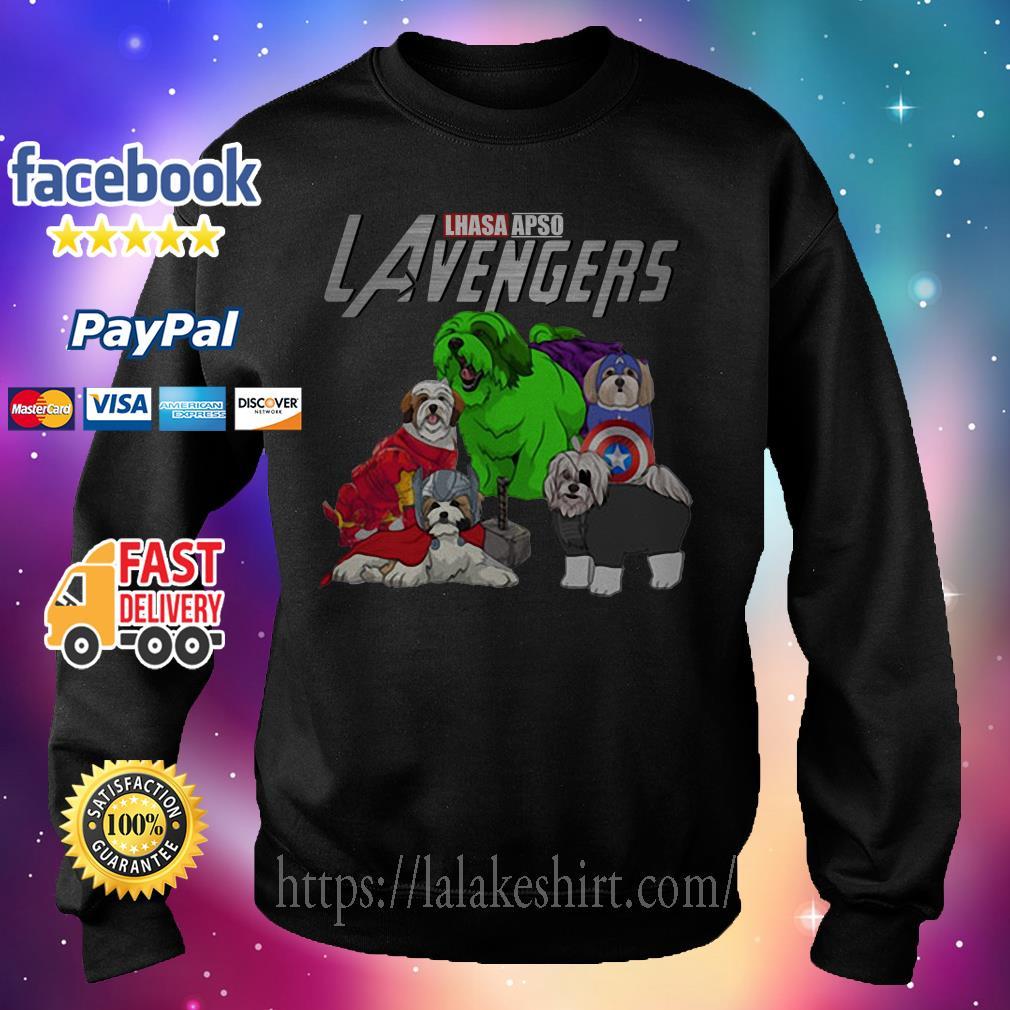 Lhasa Apso Lavengers Avenger Sweater
