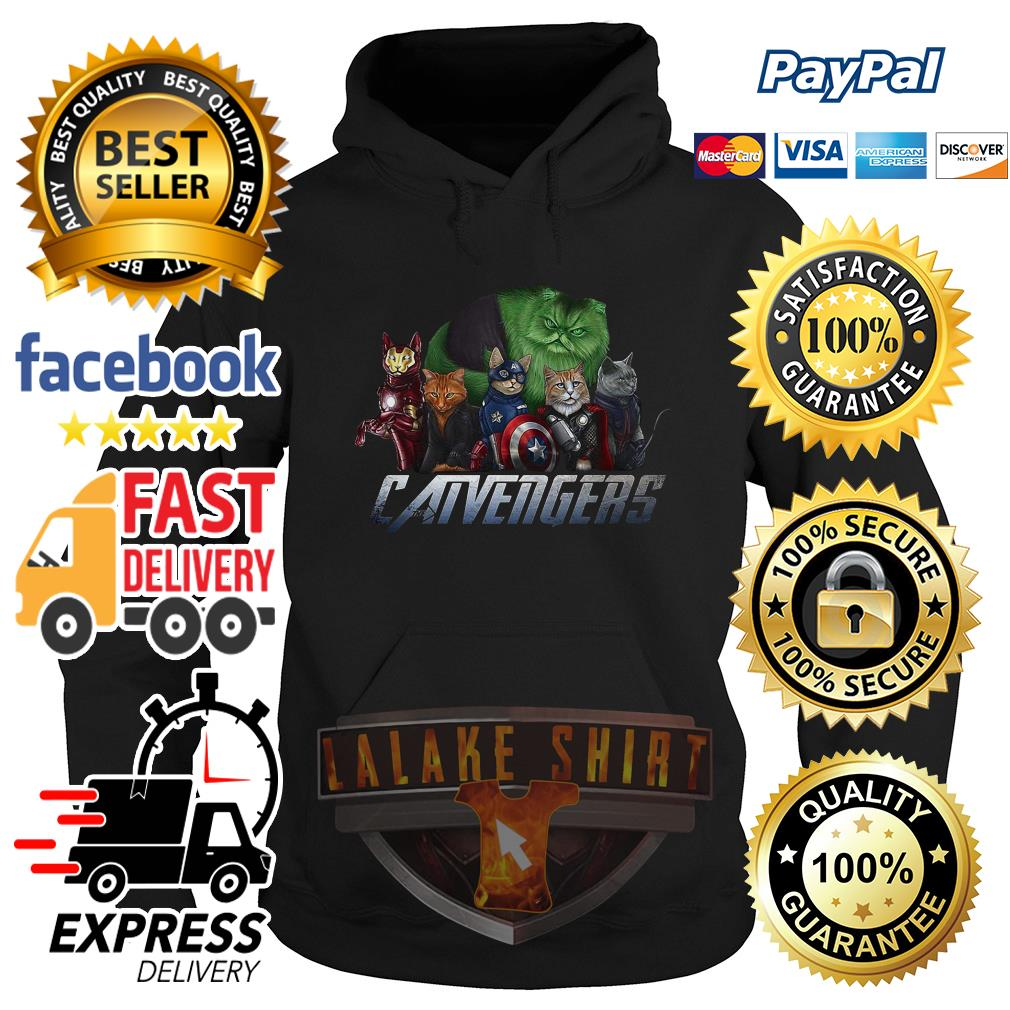 Offcial The Catvengers Hoodie