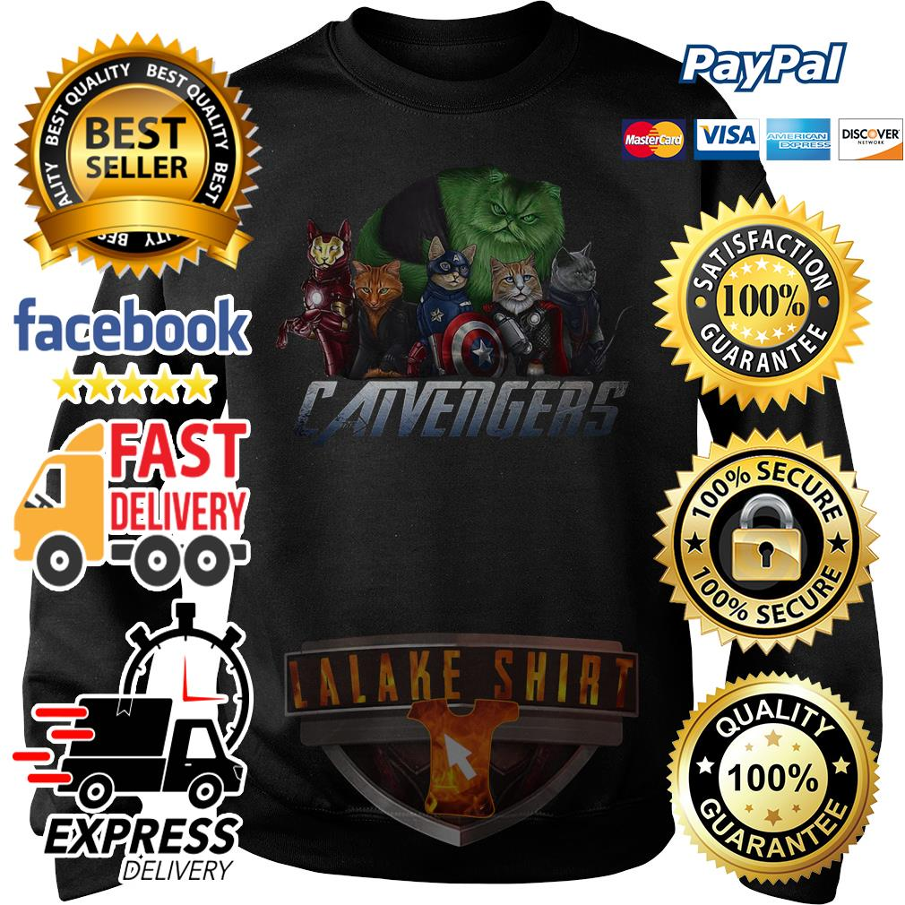 Offcial The Catvengers Sweater