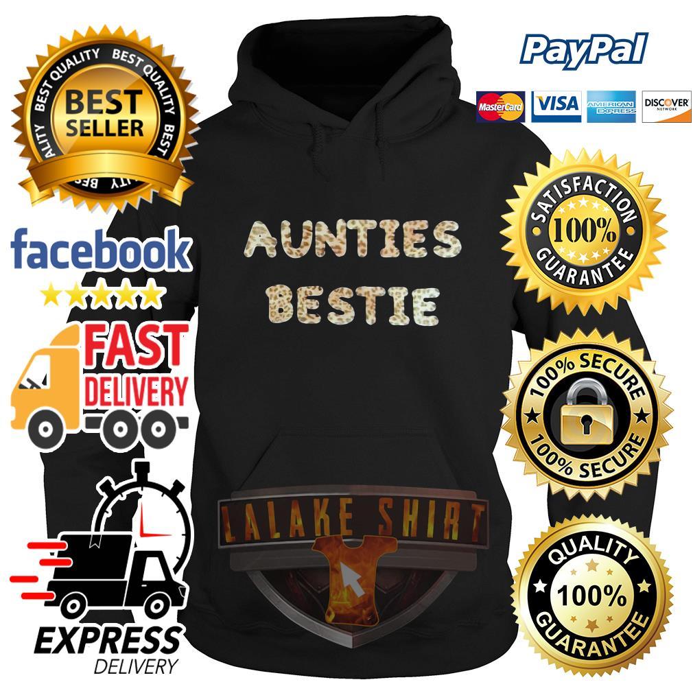 Official Aunties bestie Hoodie
