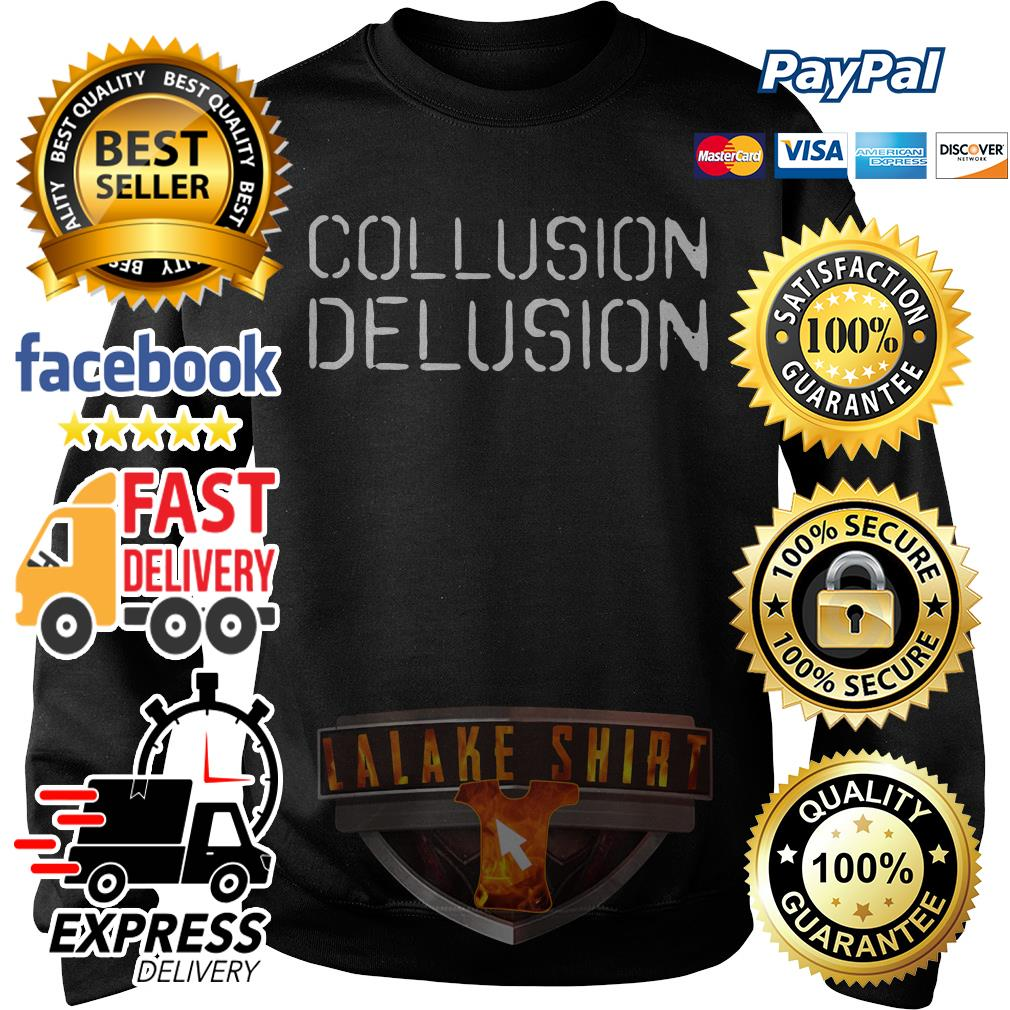 Official Collusion delusion Sweater