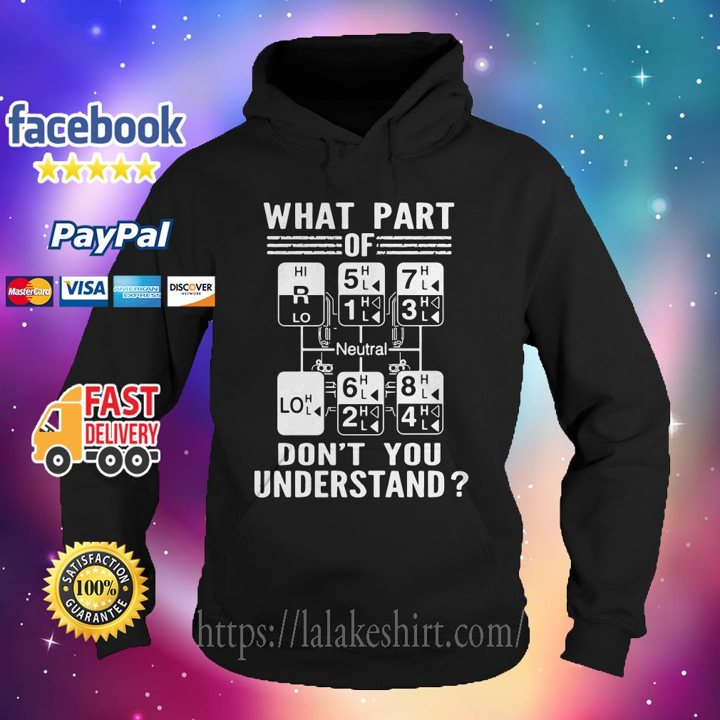 What part of neutral don't you understand Hoodie