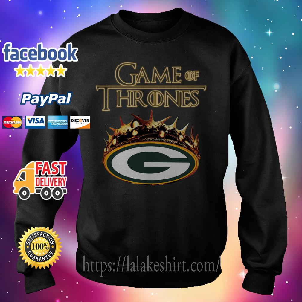 Game of Thrones green bay Sweater