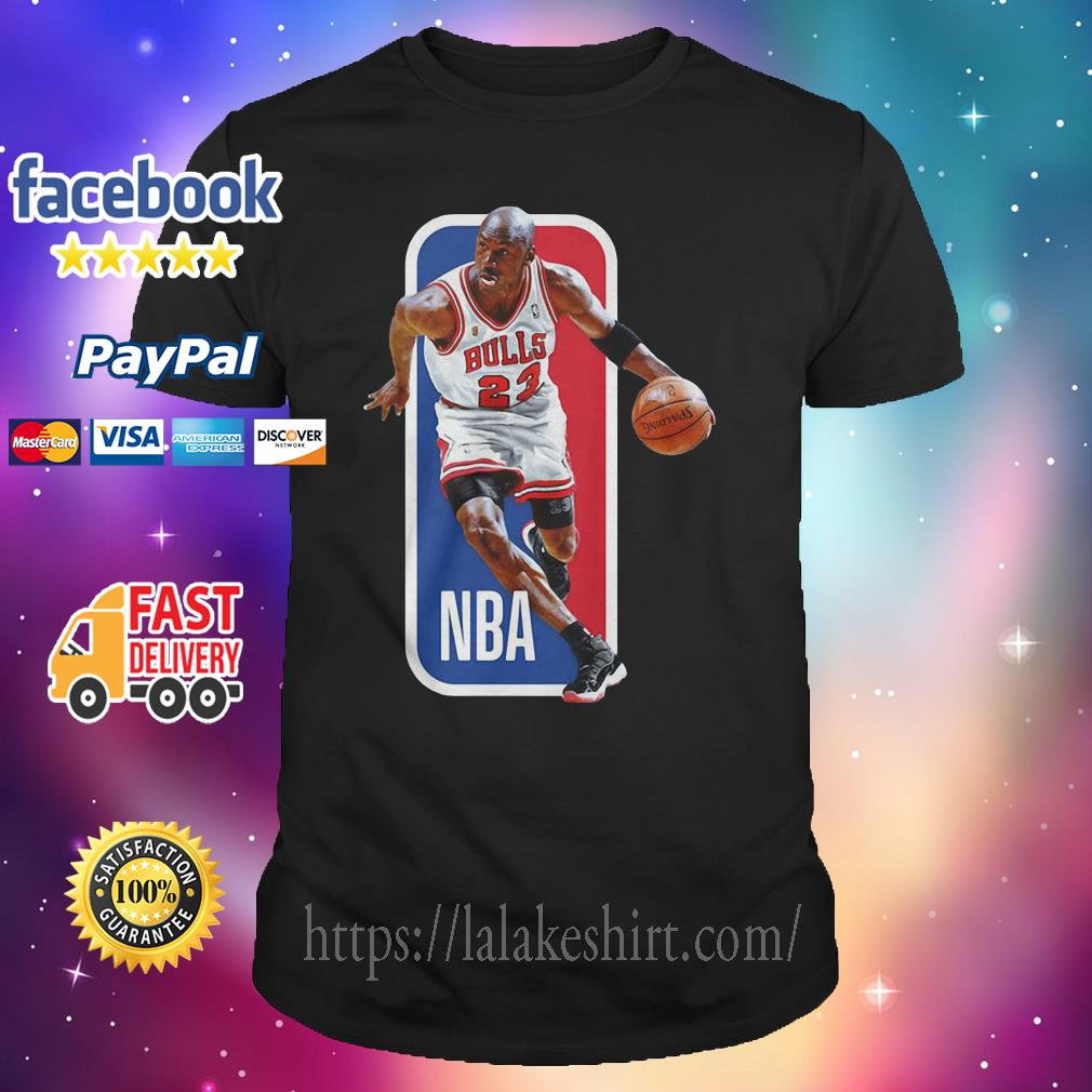 Michael Jordan Chicago Bulls NBA basketball shirt