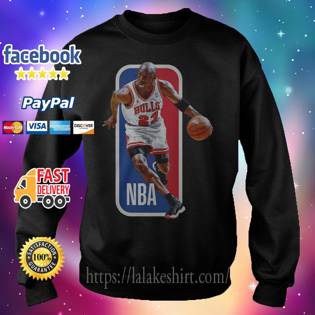 Michael Jordan Chicago Bulls NBA basketball Sweater