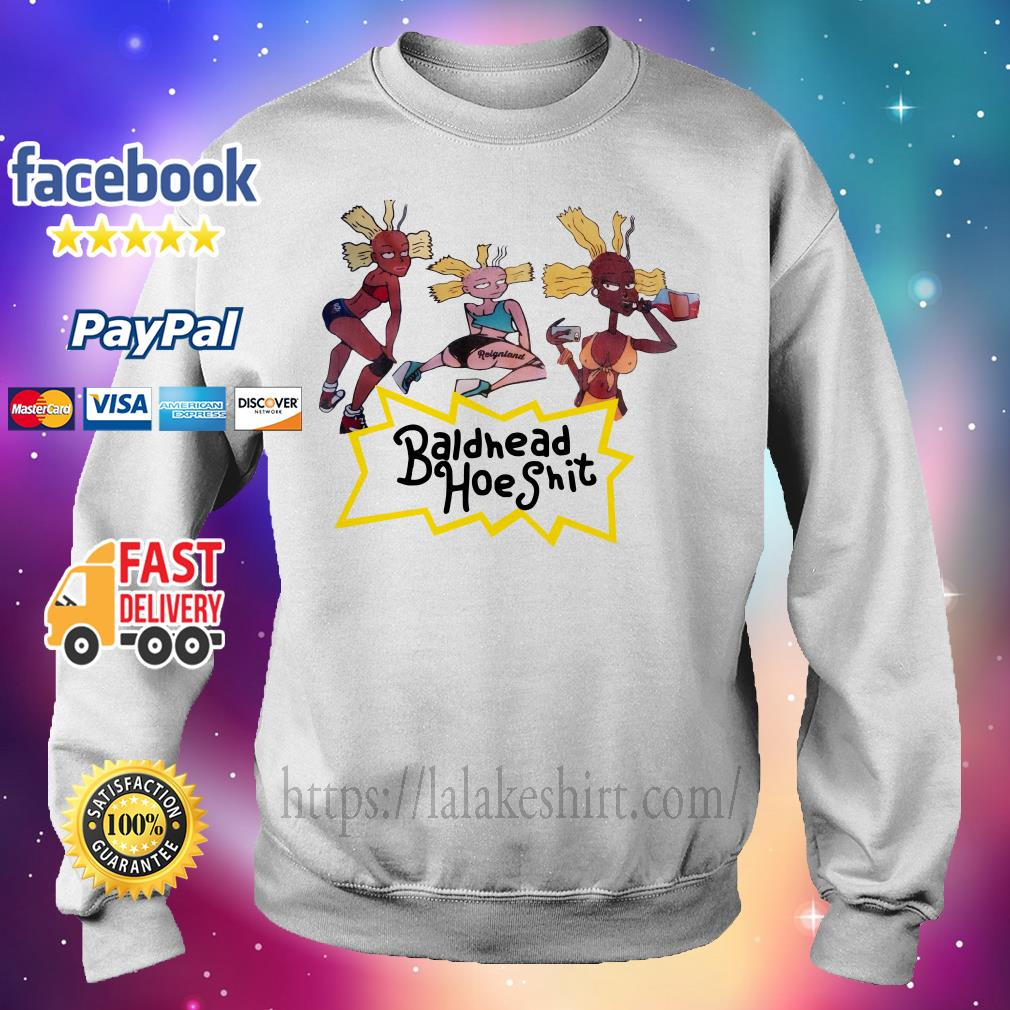 Official Baldhead hoeshit Sweater